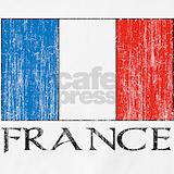 France flag Aprons