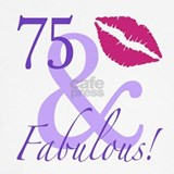 75th birthday women Underwear