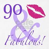 Birthday 90th Aprons