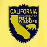California department of fish and game T-shirts