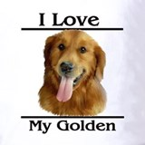 Golden retreivers Polos