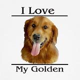 Golden retreivers T-shirts