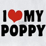 I love my poppy Bib
