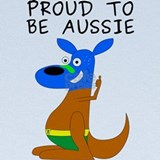 Australia day Baby Hats