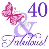 40th birthday Pajamas & Loungewear