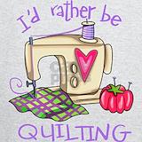 Quilter Sweatshirts & Hoodies