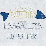 Legalize lutefisk Bib