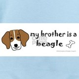 Beagle Baby Bodysuits