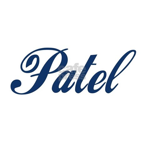 Patel name blue journal by desinames for Patel name meaning