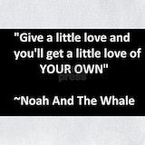 Noah and the whale Bib