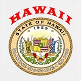 Hawaii state seal Sweatshirts & Hoodies