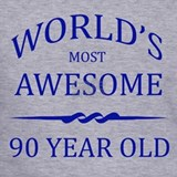 90 year old birthday Sweatshirts & Hoodies