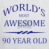 90 year old birthday Sweatshirts & Hoodies