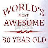 80 year old birthday Polos