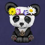 Hippie panda Aprons