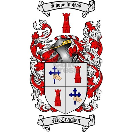 1000  images about Mccracken Coat of Arms/ Mccracken Family Crest ...