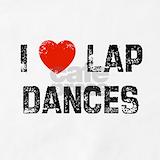 Lap dancing Aprons