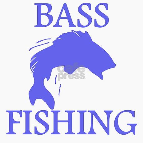 Blue bass fishing trucker hat by giftsforafisherman for Blue bass fish