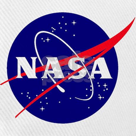 NASA Meatball Logo Cap by quatrosales
