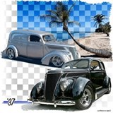 37 ford T-shirts