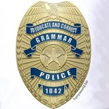 Grammar police Polos