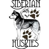 Huskies Aprons