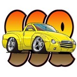 Chevy ssr Wall Decals