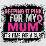 Breast cancer for mum Sweatshirts & Hoodies