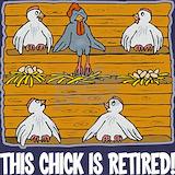 Funny teacher retirement Aprons