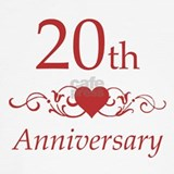 20th wedding anniversary Underwear & Panties