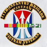 11th light infantry brigade Bib
