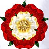 Tudor rose Polos