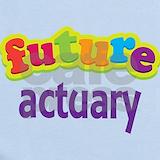 Actuary Baby Bodysuits