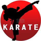 Karate Wall Decals