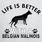 Belgian malinois Sweatshirts & Hoodies