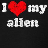 Alien Tank Tops
