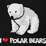 Polar bear Tank Tops