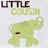 Cousins baby Bib