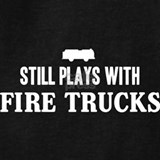 Fire truck Sweatshirts & Hoodies