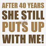 40th wedding anniversary Underwear