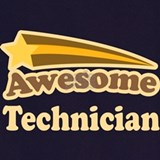Awesome technician Aprons