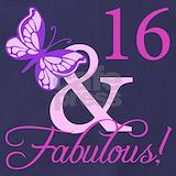 16th birthday Aprons