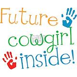 Future cowgirl Maternity