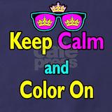 Craft coloring Aprons