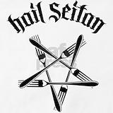 Black metal Aprons