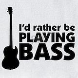 Bass guitar Bib