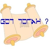 Torah Wall Decals