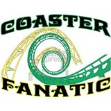 Amusement park roller Wall Decals