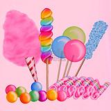 Candy circus Tank Tops