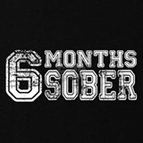 6 months sober maternity shirt Maternity